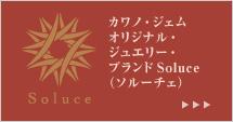 カワノ・ジェム プライベートブランド Soluce